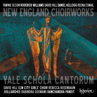 New England Choirworks - Yale Schola Cantorum / Hill, David