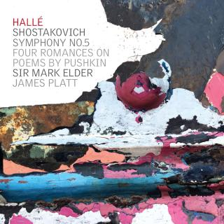 Shostakovich, Dmitri: Symphony No. 5/Pushkin Romances (orch) - Halle / Elder, Sir Mark