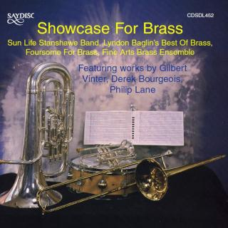 Showcase For Brass - Various Brass Bands