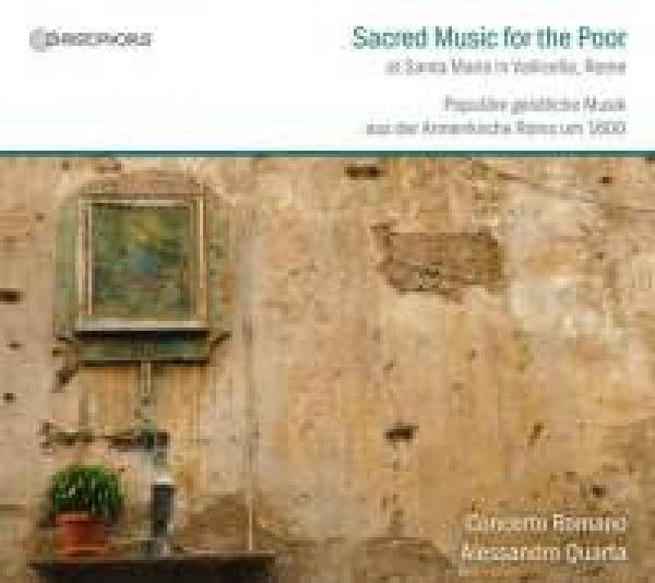 Sacred Music For The Poor - At Santa Maria In Vallicella, Rome <span>-</span> Quarta, Alessandro