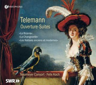 Telemann, Georg Philipp: Ouverture-Suites - Neumeyer Consort | Koch, Felix – direction