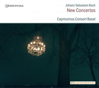 Johan Sebastian Bach: New Concertos - Organ Works on Strings - Capricornus Consort Basel / Barczi, Peter