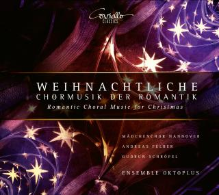 Weihnachlige Chormusik der Romantik (arr. female choir and chamber ensemble) - Mädchenchor Hamburg