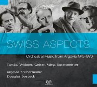 Swiss Aspects - Orchestral Music From Argovia 1945-1970 - Bostock, Douglas