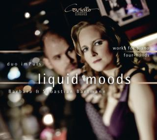 Liquid Moods - Works For Piano Four-Hands - duo imPuls