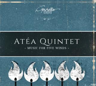 Music for Five Winds - Atéa Quintet