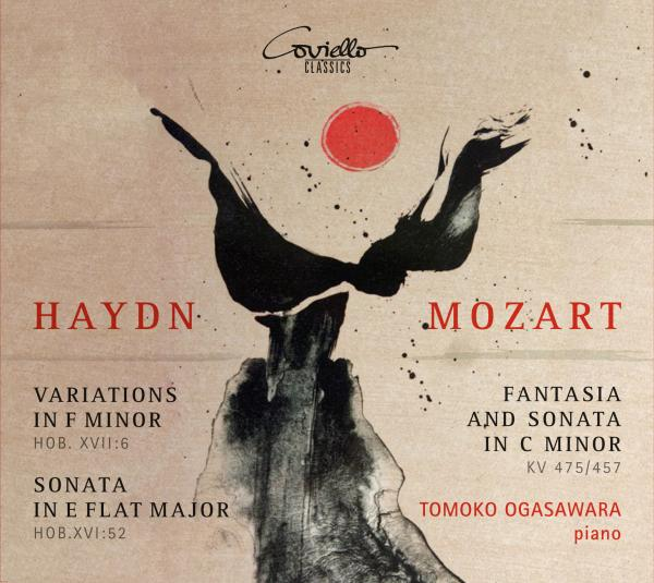 Haydn & Mozart: Music for Piano <span>-</span> Ogasawara, Tomoko – piano