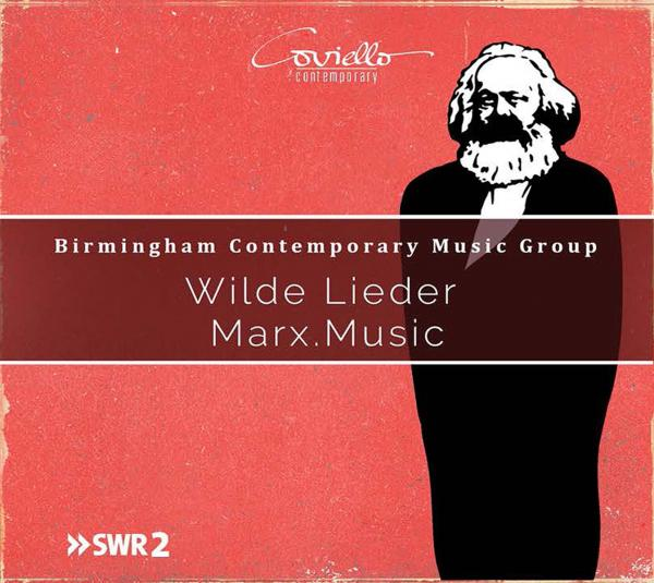 Wilde Lieder - Marx.Music <span>-</span> Birmingham Contemporary Music Group