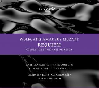 Wolfgang Amadeus Mozart: Requiem (completion by Michael Ostrzyga)