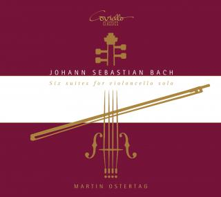 Bach: Six Suites for Cello Solo BWV1007-1012 - Ostertag, Martin (cello)