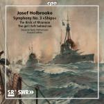 Holbrooke, Josef: Symphonic Poems III <span>-</span> Griffiths, Howard