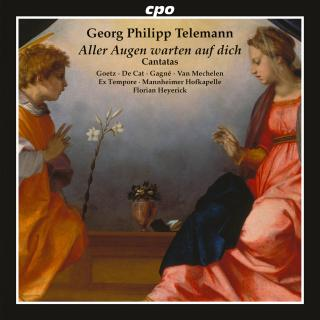 Telemann, Georg Philipp: Cantatas from the annual cycle for 1716/17 - Ex Tempore | Mannheimer Hofkapelle | Heyerick, Florian