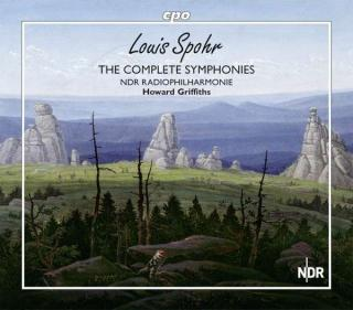 Spohr, Louis: Symphonien Nr.1-10 - Griffiths, Howard