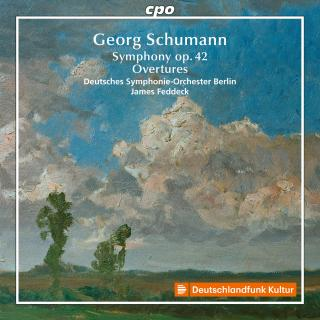 Georg, Schumann: Symphonies & Ouvertures - Feddeck, James - conductor | Deutsches Symphonie-Orchester Berlin