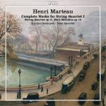 Marteau, Henri: The Complete Works for String Quartet Vol. 1 <span>-</span> IIsasi Quartet | Deshayes, Karine - soprano