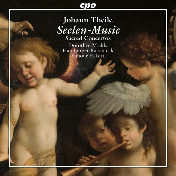 Seelen-Music: Instrumental & Vocal Works by Theile, Zuber & Flor. <span>-</span> Mields, Dorothee (soprano)