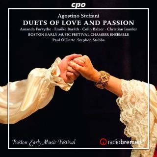 Steffani, Agostino; Duets of Love and Passion