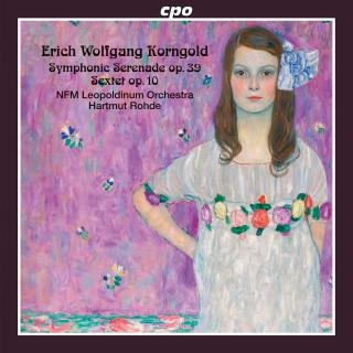 Korngold, Erich Wolfgang: Symphonic Serenade op. 39 in B flat major - NFM Leopoldinum Orchestra | Rohde, Hartmut