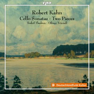 Kahn, Robert: Works for Cello & Piano - Thedeen, Torleif (cello)