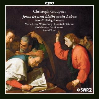 Graupner, Christoph: Solo & Dialogue Cantatas - Werneburg, Marie Luise / Wörner, Dominik