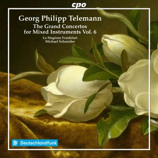 Telemann, Georg Philipp: The Grand Concertos for mixed instruments Vol. 6 - La Stagione Frankfurt