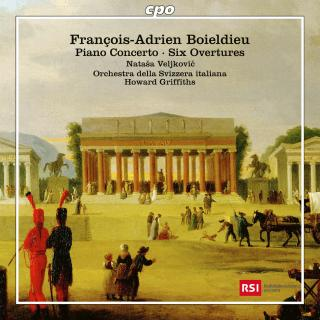 Boieldieu, Francois-Adrien: Piano Concerto / Ouvertures - Griffiths, Howard