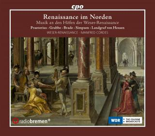The Renaissance in the North (4CD) - Cordes, Manfred