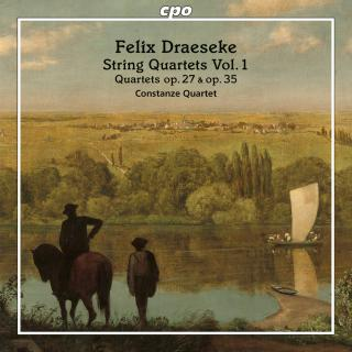 Draeseke, Felix: String Quartets Vol. 1 - Constanze Quartet