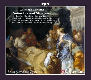 Graupner, Christoph: Antiochus and Stratonica