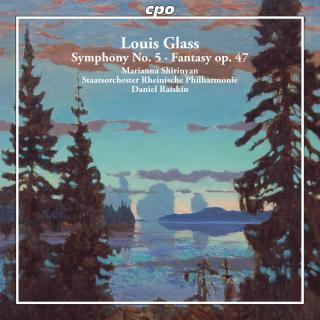 Glass, Louis: Complete Symphonies Vol. 2 - Raiskin, Daniel