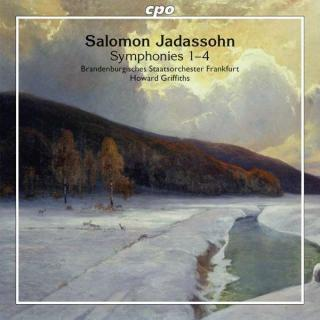 Jadassohn, Salomon: Symfonier nr. 1-4 - Griffiths, Howard