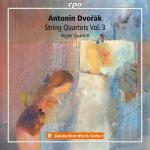 Dvorak, Antonin: String Quartets Vol. 3 <span>-</span> Vogler Quartett