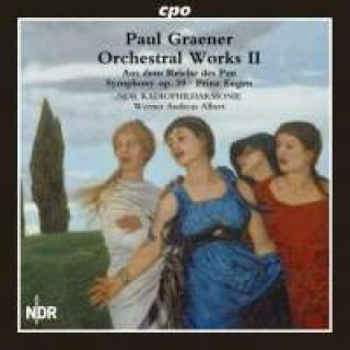 Graener, Paul: Orkesterverk Vol. 2