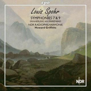 Spohr, Louis: Symfonier nr. 7 & 9 - Griffiths, Howard