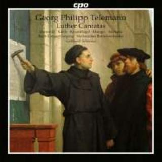 Telemann, Georg Philipp: Luther Cantatas