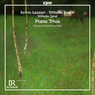 Piano Trios: Lazzari / Kienzl / Jeral - Thomas Christian Ensemble