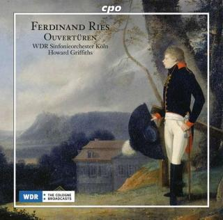 Ries, Ferdinand: Ouvertürer - LP - Griffiths, Howard