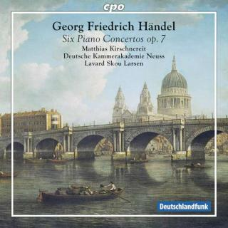 Handel, Georg Friedrich: Organ Concertos, Op. 7 Nos. 1-6, HWV306-311 - transcribed for piano and orchestra