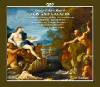 Handel, George Frideric: Acis and Galatea - original chamber version of 1718 - Boston Early Music Festival