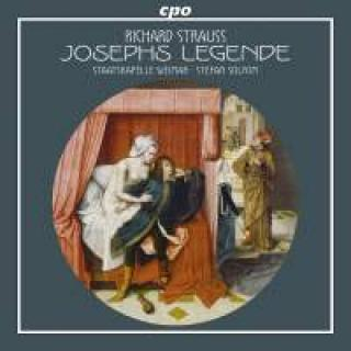 Strauss, Richard: Josephs-Legende (Ballett), Op. 63 - Solyom, Stefan