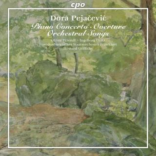 Pejacevic, Dora: Klaverkonsert op. 33, etc. - Griffiths, Howard