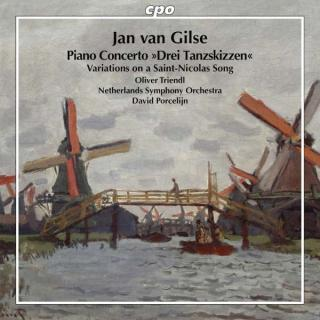 Gilse, Jan van: Klavierkonzert