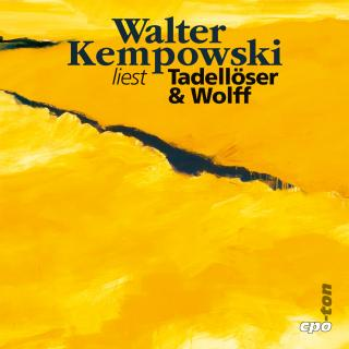 Kempowski, Walter: Tadellöser & Wolff - Walter Kempowski reciting his own texts