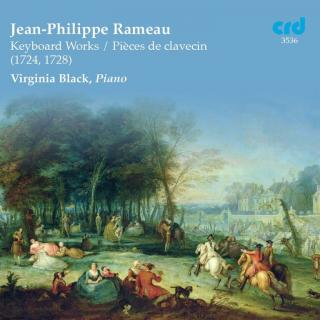 Rameau, Jean-Philippe: Keyboard Works - Black, Virginia