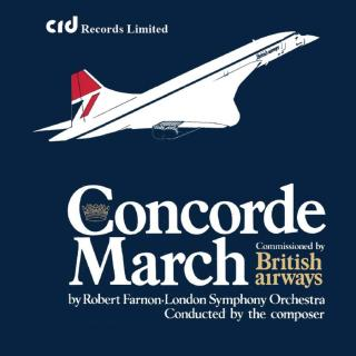 Farnon, Robert: Concorde March (single) - Farnon, Robert