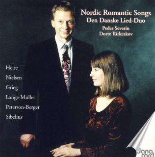 Nordic Romantic Songs - Severin, Peder - tenor | Kirkeskov, Dorte - piano