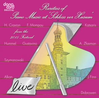 "Rarities of Piano Music at ""Schloss vor Husum"""