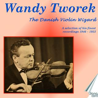 Wandy Tworek – The Danish Violin Wizard - Tworek, Wandy – violin