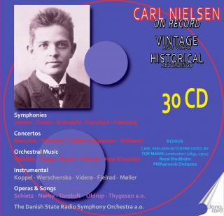 Carl Nielsen on Record - Vintage and other Historical Recordings