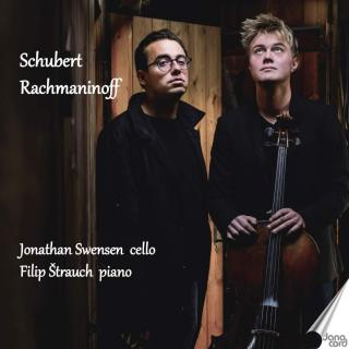 Schubert & Rachmaninov: Cellosonater